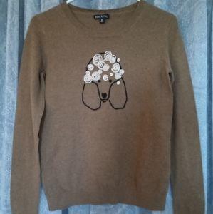 J. Crew Mercantile Cotton Poodle Sweater